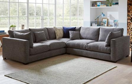 Fabric Corner Sofas In A Range Of Great Styles Dfs